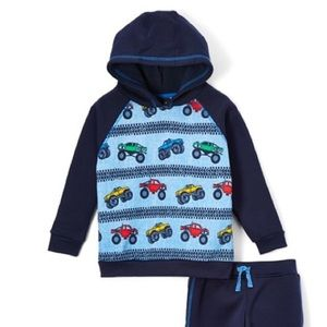 Other - Hooded Sweatshirt & Sweatpants Set